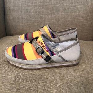 Shoes - NEW Lafuma comfort walking shoes crepe sole